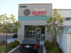 Séjour aux USA - Team Quest